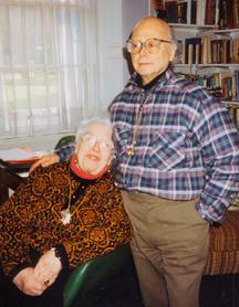 Ewart Oakeshott & Sybil Marshall